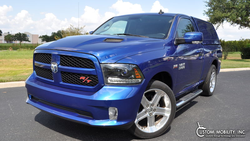 Used 2015 Ram 1500.  ConversionNon Branded Please See Description