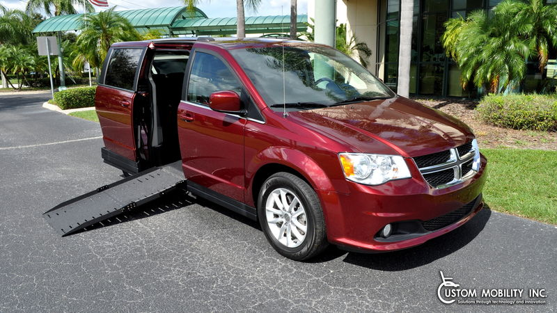 Used 2018 Dodge Grand Caravan.  ConversionVMI VMI Dodge APEX