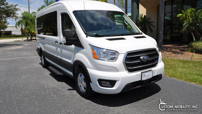2020 Ford Transit Passenger Van  wheelchair van for sale