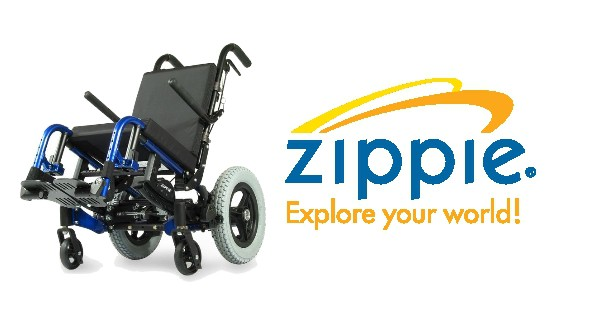 Zippie Pediatric Chair with Tilt