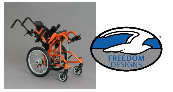 Freedom Designs Pediatric Chair with Tilt