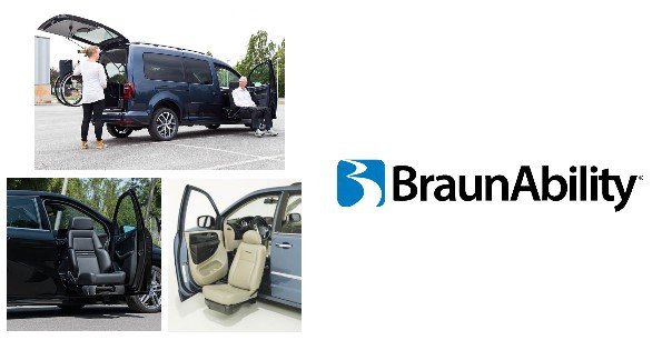 Braunability - Turny Evo Transfer Seating