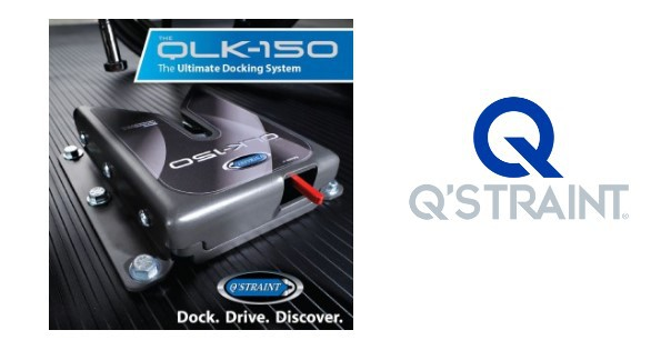 Q-Lock Wheelchair Docking System