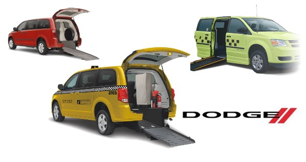 Dodge Commercial Wheelchair Van