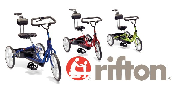 Rifton Tricycles