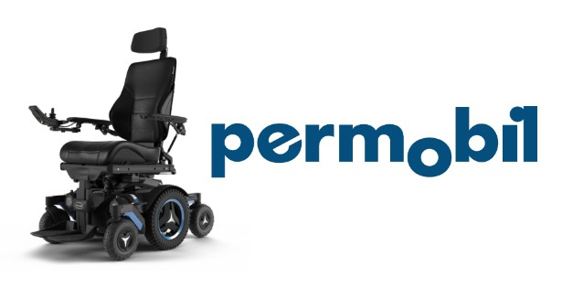 Permobil Mid-Wheel Drive Wheelchair