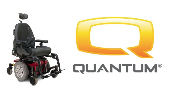 Quantum Mid-wheel Power Chair