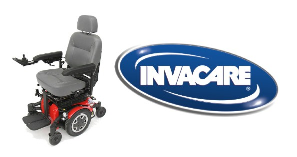 Invacare Mid-wheel Drive Power Chair