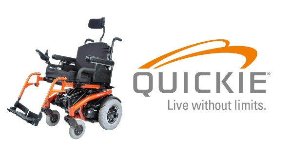 Quickie Rear Wheel Drive Chair