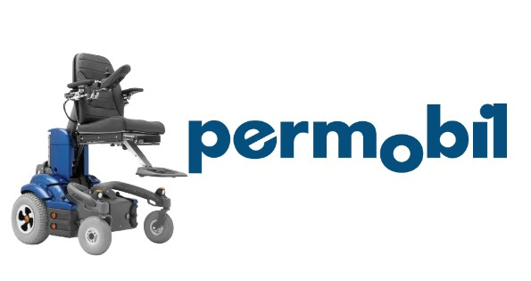 Permobil Rear Wheel Drive Chair