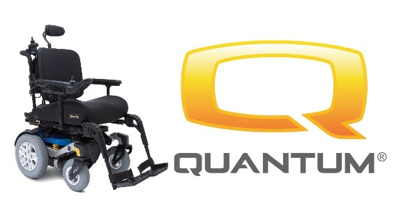 Quantum Rear Wheel Drive Chair