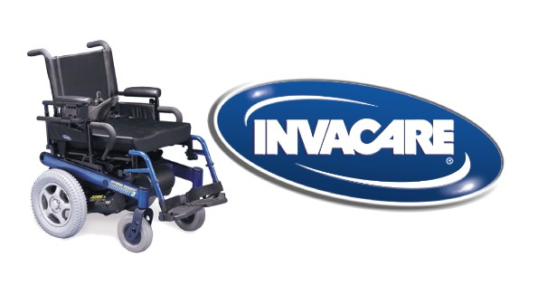 Invacare Rear Wheel Drive Chair