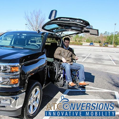 ATC Wheelchair Accessible Truc -