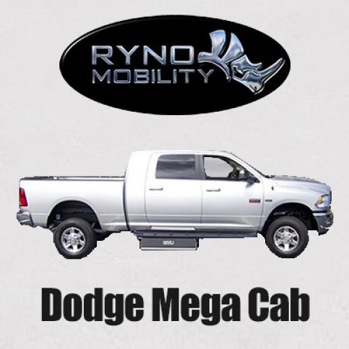 Dodge Ram Mega Cab Conversion