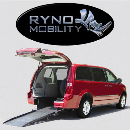 Ryno Mobility Rear Entry