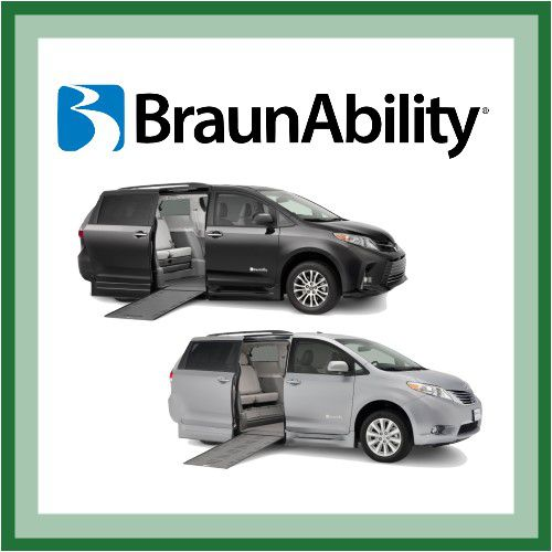 BraunAbility Powered Ramps - E
