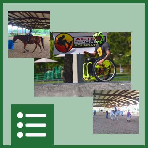 Adapted Sports and Recreation