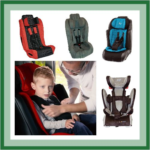 Adaptive Car Seats and Booster
