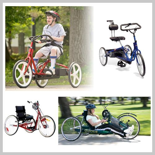 Tricycles and Recreational Han -