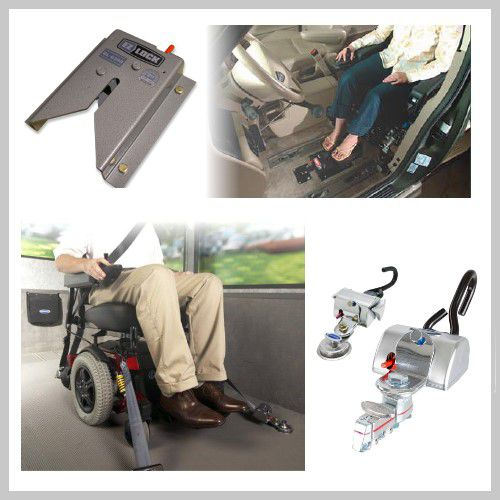 Wheelchair Securement Systems -