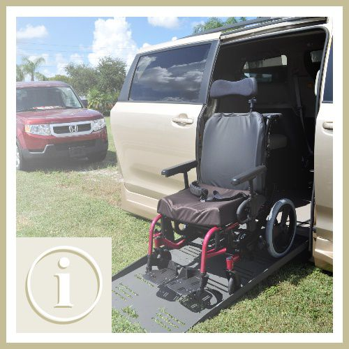 Wheelchair and Accessible Vehi