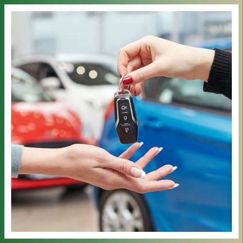 Accessible Vehicle Financing &